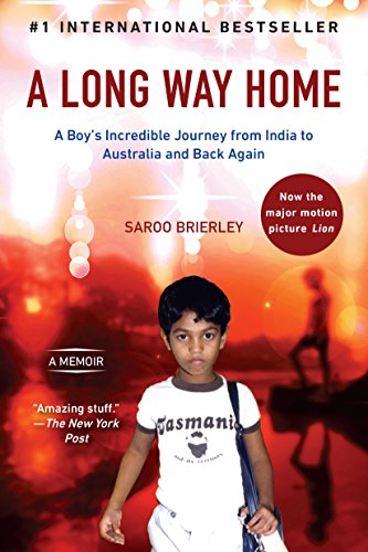 A Long Way Home: A Memoir (The Best Google Earth)