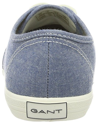 Gant Damen New Haven Sneaker Blau (vintage Blauw)