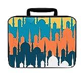 Muslim Night Insulated Lunch Box Bag
