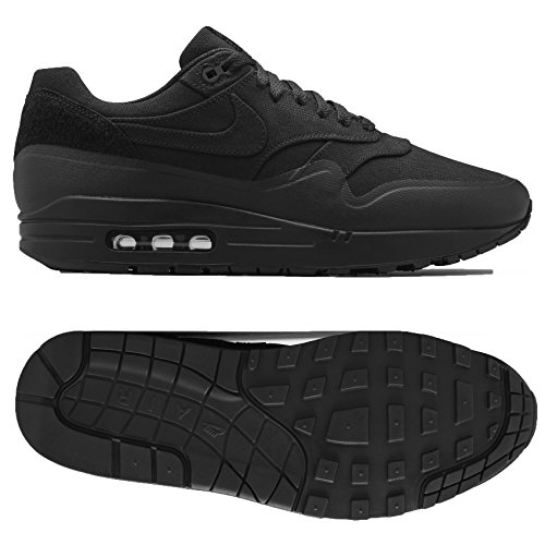 NIKE AIR MAX 1 V SP BLACK 'PATCH' - 704901-001 - SIZE 10