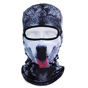3D Animal Outdoor Cycling Motorcycle Masks Hood Hat Ski Balaclava Face Mask