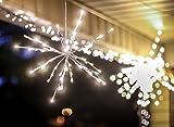 "17"" Starlight Burst with 72 LED Warm White Lights"