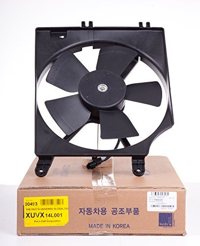 Auxiliary Cooling Fan for Chevrolet Optra, suzuki Reno Forenza Part: 96553241, - Reno Malls