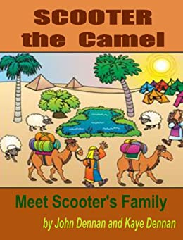 Scooter The Camel - Meet Scooter's Family