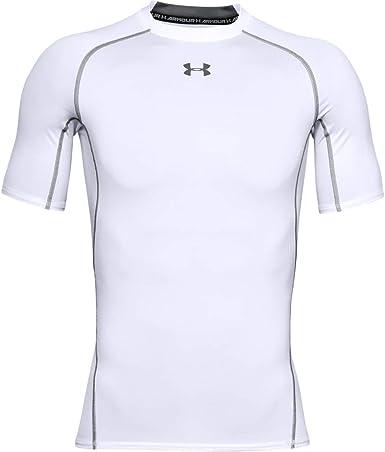 Hombre Under Armour UA HG Armour SS Camiseta