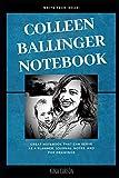 Colleen Ballinger Notebook: Great Notebook for