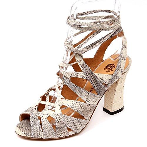 Shoe Sandalo Donna Beige Volute Maliparmi Whips Woman D0752 In Scarpe qnp5B5A8xw