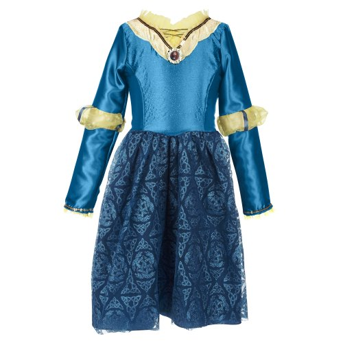 Princess Merida's Adventure Dress