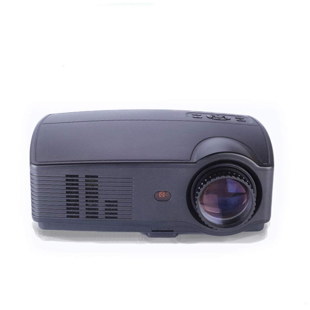 LiChenYao HD Projector SUV-328 LED Home Office Education Multi-Function Projector (Color : Black) by LiChenYao (Image #3)