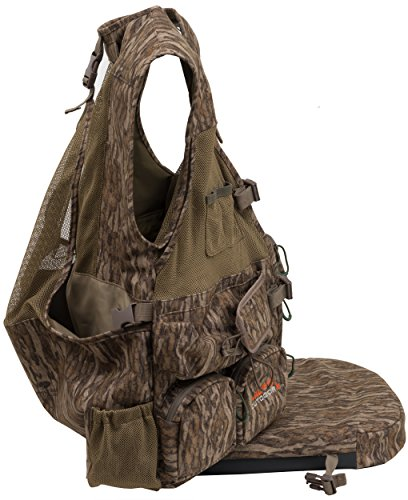 ALPS OutdoorZ NWTF Super Elite 4.0 Turkey Vest XL/XXL, Mossy Oak Bottomland