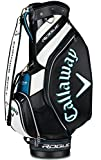 Callaway Golf 2018 Rogue Staff Cart Bag, Black/ White, Mini Review