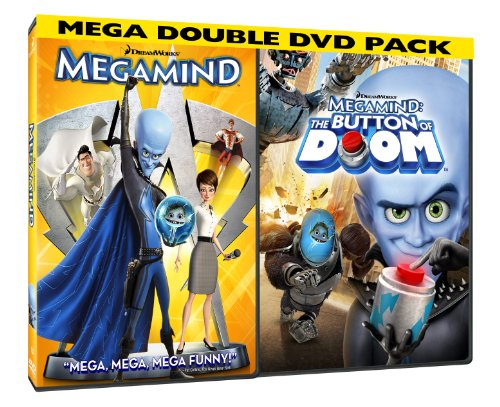 megamind the button of doom dvd