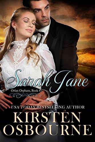 Sarah Jane (Orlan Orphans Book 4) by [Osbourne, Kirsten]