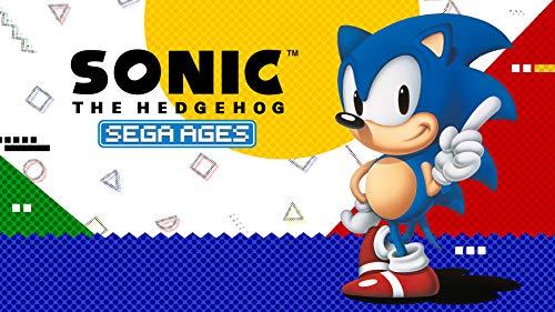 (SEGA AGES Sonic The Hedgehog - Nintendo Switch [Digital Code])