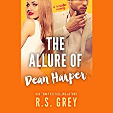 The Allure of Dean Harper Audiobook by R. S. Grey Narrated by Sara Ragsdale, Aaron Roberts