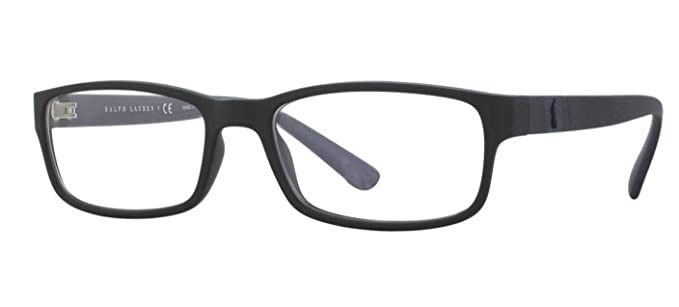 8234ed6f71 Image Unavailable. Image not available for. Colour  Polo PH2154 Eyeglass  Frames 5247-54 - Matte Black