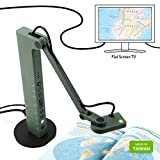 Ipevo VZ-R HDMI/USB Dual Mode 8MP Document Camera