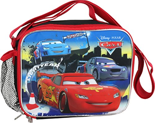 Disney Pixar Cars Soft Lunch Bag Kit