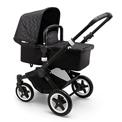 Bugaboo Buffalo Tailored Fabric Set - Shiny Chevron Collection by Bugaboo
