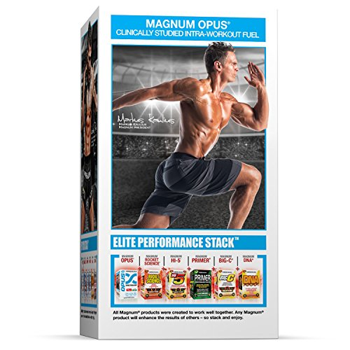 Magnum Nutraceuticals Opus Supplement, 386 Gram