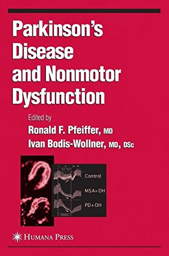 Read Online Parkinson's Disease and Nonmotor Dysfunction (Current Clinical Neurology) pdf epub
