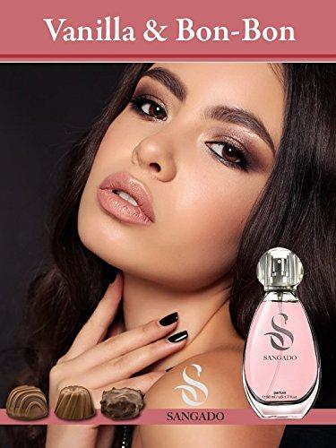 SANGADO Vanilla and Chestnut Perfume Spray for Women 50 ml SANGADO Fragrances 914