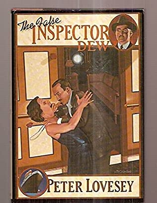 book cover of The False Inspector Dew