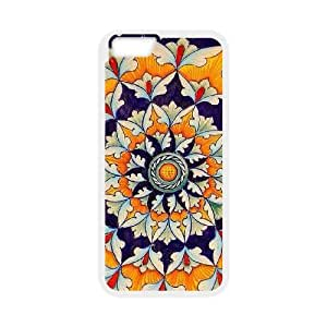 """SOPHIA Phone Case Of Painting Flower Fashion Style Colorful Painted For iPhone 6 (4.7"""")"""