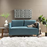 Christopher Knight Home 299624 Sullivan Loveseat, Dark Teal