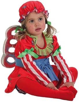 Disfraz Bebé Muñeca Cuerda: Amazon.es: Juguetes y juegos
