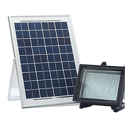 Amazon bizlander 2018 new commercial grade solar flood light bizlander 2018 new commercial grade solar flood light 108 led security light auto on aloadofball Image collections