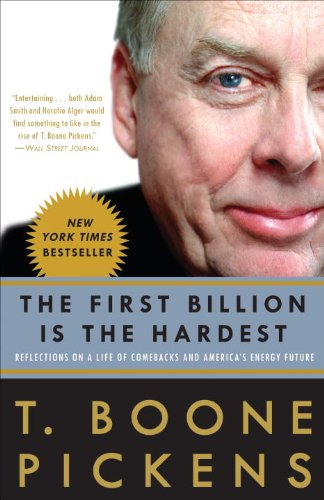 The First Billion Is the Hardest: Reflections on a Life of Comebacks and America's Energy Future Reflections Solid Green