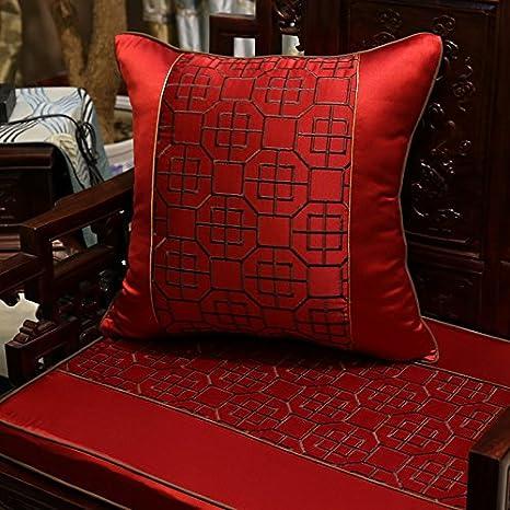 Home Sofá coche Decoración Ornamento espera lanzar almohada ...