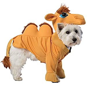 Rasta Imposta Camel Dog Costume, Large