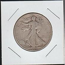 1944 S Liberty Walking (1916-1947) Half Dollar Choice Fine Details
