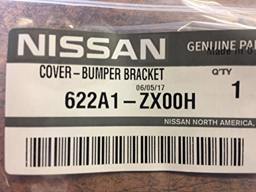 NEW OEM NISSAN ALTIMA SEDAN 2010-2012 FRONT BUMPER UNPAINTED TOW HOOK COVER by Nissan (Image #2)