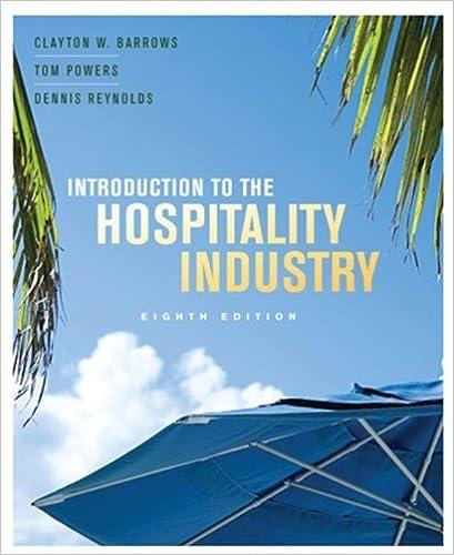 Amazon introduction to the hospitality industry 8th edition introduction to the hospitality industry 8th edition 8th edition kindle edition fandeluxe Choice Image