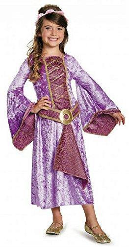 Renaissance Maiden Costume, Large -