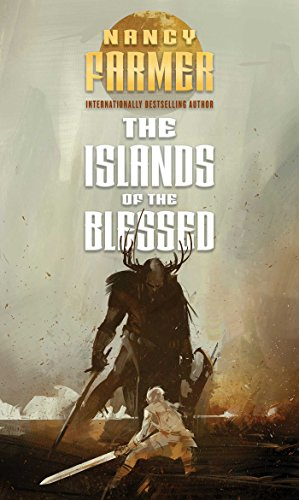 book cover of The Islands of the Blessed
