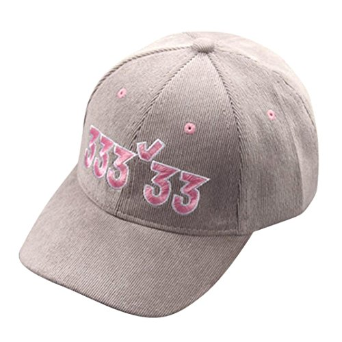 Baby Hats With Ears Baseball Cap Baby Boys Girls Sun Hat (Beige) - 8
