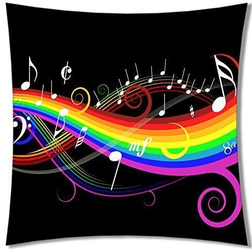 Lumimi Luxurious Decorative 100 %Cotton Throw Pillow Cover Cushion Case ( 16*16 )