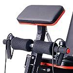 homcom-Panca-Addominali-Panca-Fitness-Pesi-Sit-Up-Multifunzionale-Pieghevole-53–153–102cm