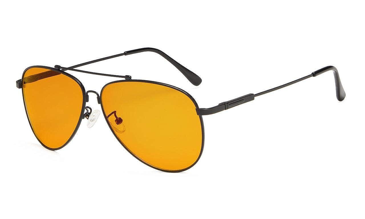 abc7356116a Eyekepper blue blocking glasses for sleep nighttime jpg 1280x768 Orange colored  glasses