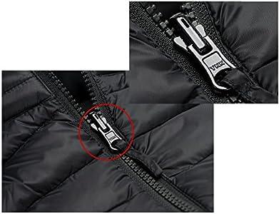 Mens Bodywarmers With Inside Lining Windproof Padded Warm Winterwear XX-Large, Navy