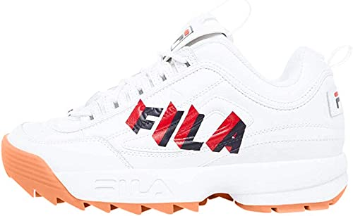 Fila Men's Disruptor II Perspective Sneakers