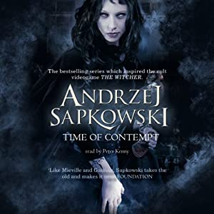 Time of Contempt Audiobook