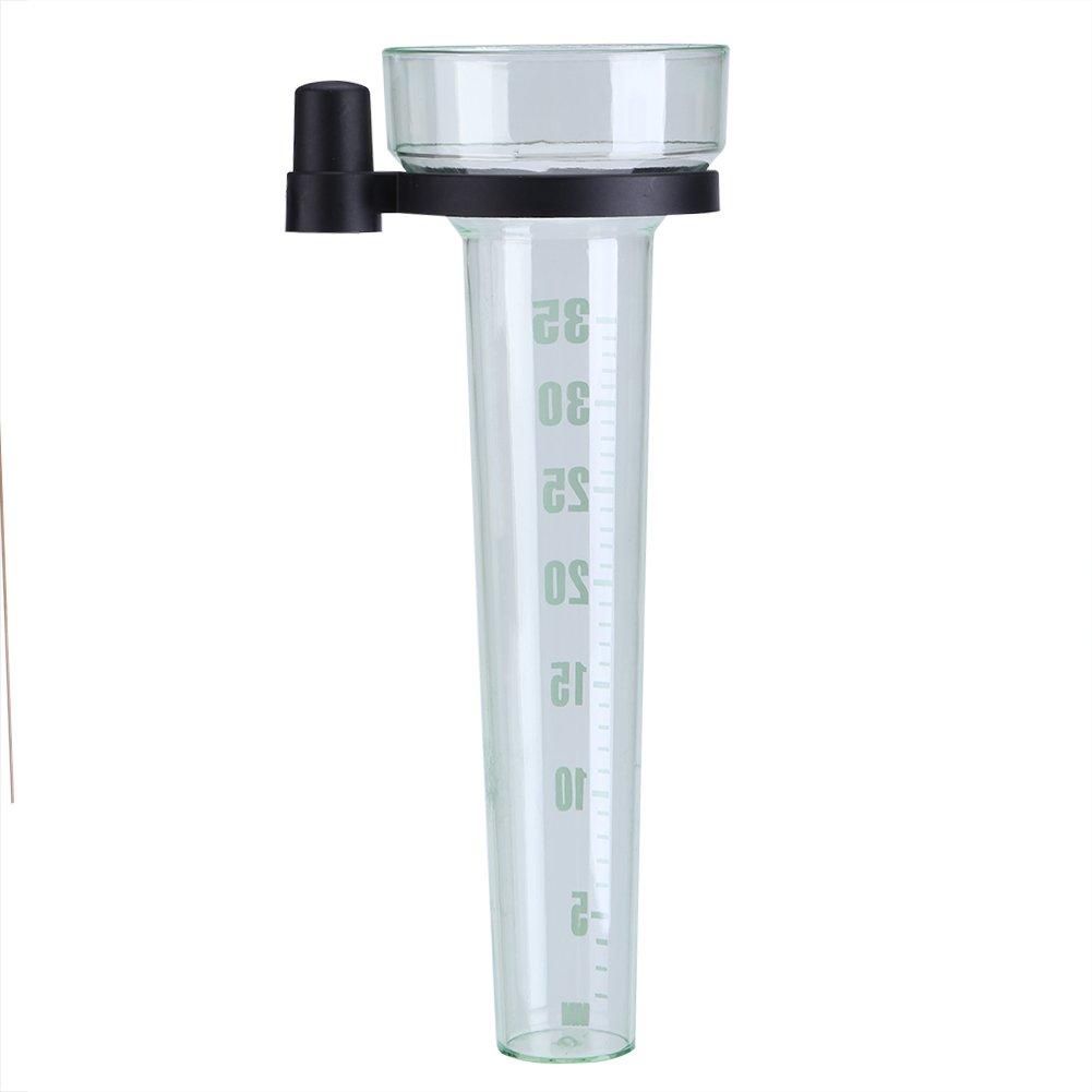 Dewin Regen Gauge–Kunststoff Regen Gauge Tube, genauen Messung für Garten, Outdoor, Garten, 35mm Kapazität 35mm Kapazität