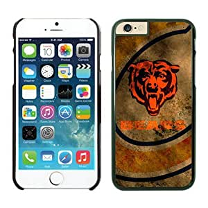 Iphone 6 Cover Case Chicago Bears iPhone 6 4.7 Inches Cases 24 Black TPU Protective Phone Case