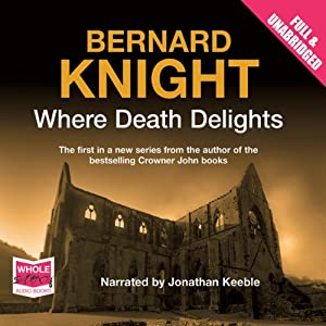 Where Death Delights Hörbuch