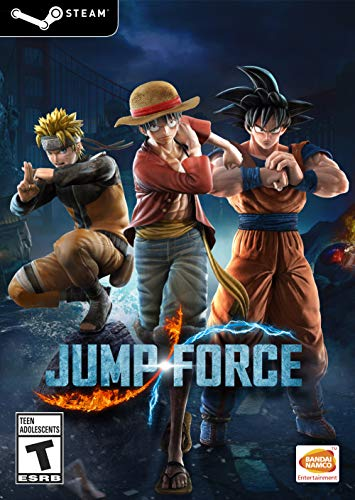 JUMP FORCE [Online Game Code]